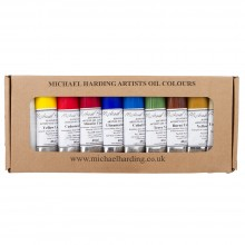 Michael Harding : Oil Paint : Plein Air : Painter Set : 10x40ml
