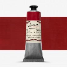 Isaro : Peinture à l'Huile: 38ml : Cadmium Red Deep