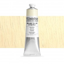 Williamsburg : Peinture à l'Huile: 150ml : Brilliant Yellow Extra Pale
