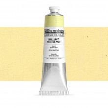 Williamsburg : Peinture à l'Huile: 150ml : Brilliant Yellow Pale