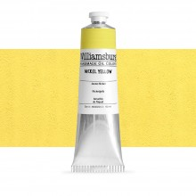 Williamsburg : Peinture à l'Huile: 150ml : Nickel Yellow