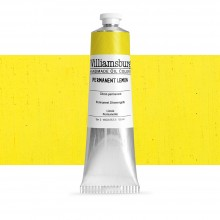 Williamsburg : Peinture à l'Huile: 150ml : Permanent Lemon