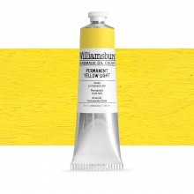 Williamsburg : Peinture à l'Huile: 150ml : Permanent Yellow Light