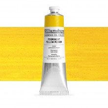 Williamsburg : Peinture à l'Huile: 150ml : Permanent Yellow Medium