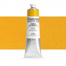 Williamsburg : Peinture à l'Huile: 150ml : Cadmium Yellow Deep