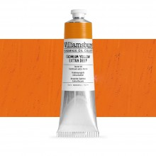 Williamsburg : Peinture à l'Huile: 150ml : Cadmium Yellow Extra Deep