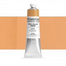 Williamsburg : Peinture à l'Huile: 150ml : Naples Yellow Reddish