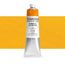 Williamsburg : Peinture à l'Huile: 150ml : Permanent Yellow Deep