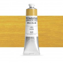 Williamsburg : Peinture à l'Huile: 150ml : Naples Yellow