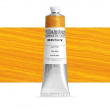 Williamsburg : Peinture à l'Huile: 150ml : Indian Yellow