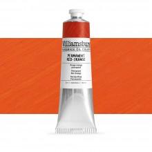Williamsburg : Peinture à l'Huile: 150ml : Permanent Red-Orange