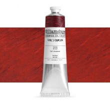 Williamsburg : Peinture à l'Huile: 150ml : Carl's Crimson