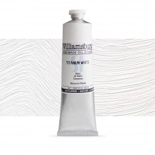 Williamsburg : Peinture à l'Huile: 150ml : Safflower Titanium White