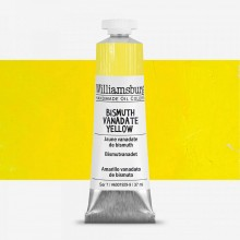 Williamsburg : Oil Paint : 37ml : Bismuth Vanadate Yellow