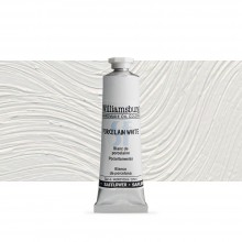 Williamsburg : Peinture à l'Huile: 37ml : Safflower Porcelain White