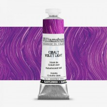 Williamsburg : Oil Paint : 37ml : Safflower Cobalt Violet Light