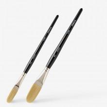 Jackson's : Crane : Synthetic Hog Brushes : Series 581
