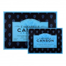 Canson : Heritage : Watercolour Paper Blocks : 300gsm