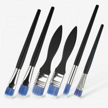 Dynasty : Blue Ice Brushes