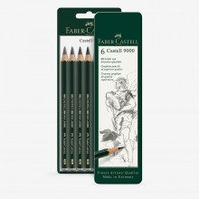 Faber Castell : Series 9000 Jumbo Pencil Sets