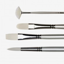 Winsor & Newton : Artisan Synthetic Hog Brushes