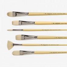 Winsor & Newton : Long Handled Artist Hog Brushes