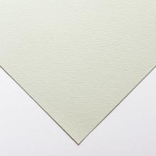 Bockingford : Teintée Coquille d'Oeuf : 140lb : 300gsm : 56x76cm : Feuille Simple : Grain Fin