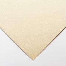 Bockingford : Teintée Crème : 140lb : 300gsm : 56x76cm : Feuille Simple : Grain Fin