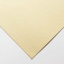 Bockingford : Teintée Oatmeal : 140lb : 300gsm : 56x76cm : Feuille Simple : Grain Fin
