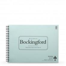 Bockingford : Spirale de garniture 11X15in pas - 25 s