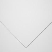 Crescent : Tableau Oeuvre d'Art  : Marqueur Blanc : Blanc Cassé : Grain Satiné : A Moyen Grammage : 15x20in (215.3)