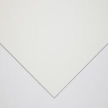 Crescent : Tableau Oeuvre d'Art  : Illustration Professionnelle : Tissu Blanc Cassé : Grain Fin : 50x76cm : A Moyen Grammage (310.6)