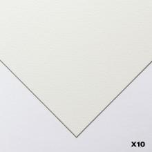 Canson : Heritage : Papier Aquarelle : 56x76cm : 300gsm : Grain Fin : 10 Feuilles