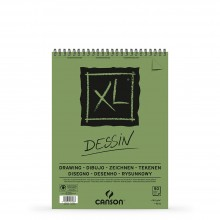 Canson : XL : Drawing : Spiral Pad : 160gsm : 30 Sheets : A5