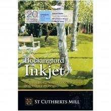 Bockingford : Inkjet: Papier d'Impression Numérique Aquarelle : 190g : A4 : 20 Feuilles