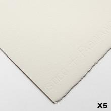 Fabriano : Artistico : 300g : 56x76cm : 5 Feuilles : Traditionnel : Grain Fin