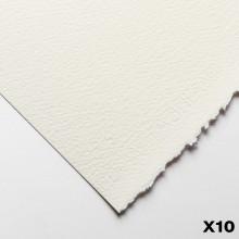 Fabriano : Artistico : 300g : 56x76cm : 10 Feuilles : Traditionnel : Grain Torchon