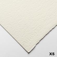 Fabriano : Artistico : 400lb : 640g : 56x76cm : 5 Feuilles : Traditionnel : Grain Torchon