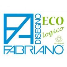 Fabriano : Eco Bloc: 120gsm : 40 Feuilles : A3
