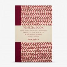 Fabriano : Venezia Book : 15x23cm : 6x9in : 200g : Academia : Cartouche