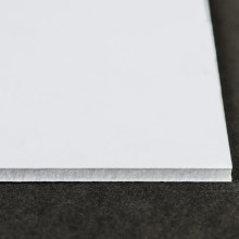 Gatorfoam : Panneau en Polystyrène Gros Oeuvre : 5mm : 40x50cm