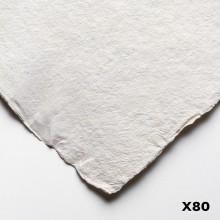 Jackson's : Eco Papier : A Grammage Moyennement Fort : 140lb :30x40cm : 80 Quart de Feuilles
