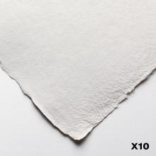 Jackson's : Eco Papier : Surface Lisse / Satiné : 200lb : 56x76cm : 10 Feuilles