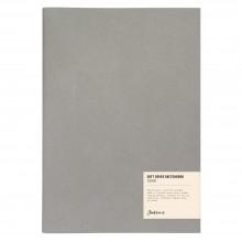 Jackson's :Couverture Souple : Cahier de Croquis : 120g : 16 Feuilles : A4 : Portrait