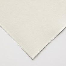 Khadi :Papier Aquarelle en Chiffon: 100% Fait Main 320gsm : Grain Torchon : Lot de 20 Feuilles 20x20cm