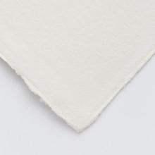 Khadi :Papier Tissu Blanc : 640 gsm : Grain Torchon : 21x30cm : Lot de 10 Feuilles