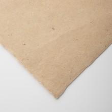 Khadi : Lokta : Nepalese Washi Paper : 54x80cm : 60gsm : Dark Natural : Smooth : 5 Sheets