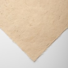 Khadi : Lokta Dark : Nepalese Mountain Paper : 50x65cm : 90gsm : Natural : Medium : 5 Sheets