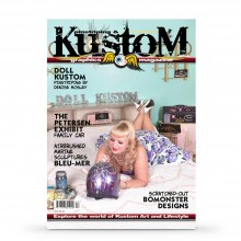 Pinstriping & Kustom Graphics : Magazine : Edition 67