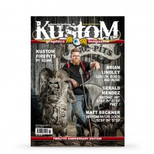 Pinstriping & Kustom Graphics : Magazine : Edition 72